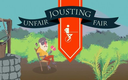 Banner-Unfair-Jousting-Fair